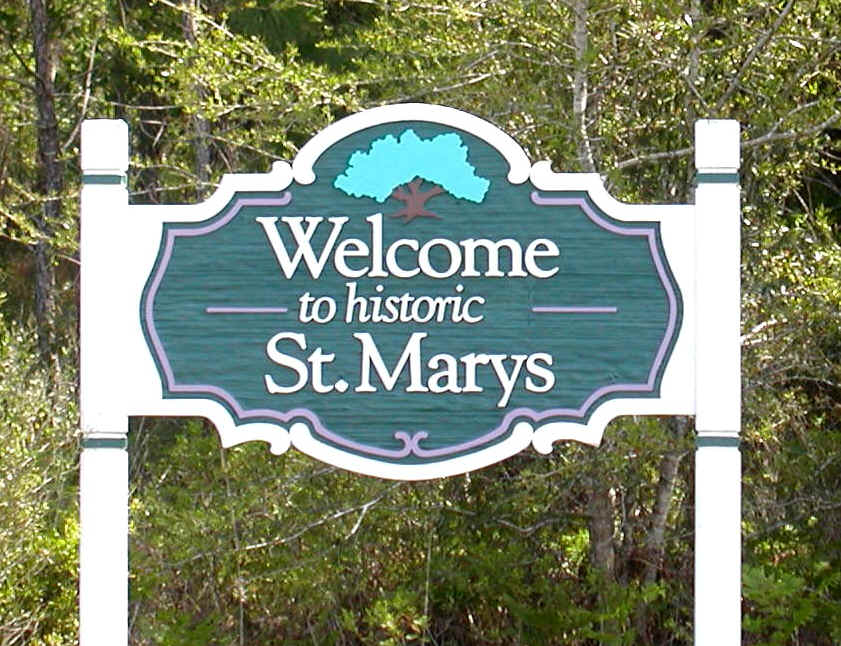 Welcome to historic St. Mary's