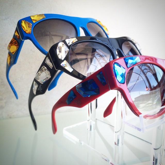 Prada special editions #Prada @Prada #sunglasses