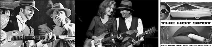 Roy Rogers, Norton Buffalo and Bonnie Raitt