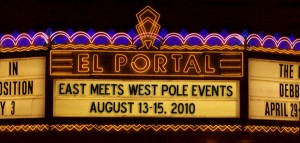 East Meets West Pole Events