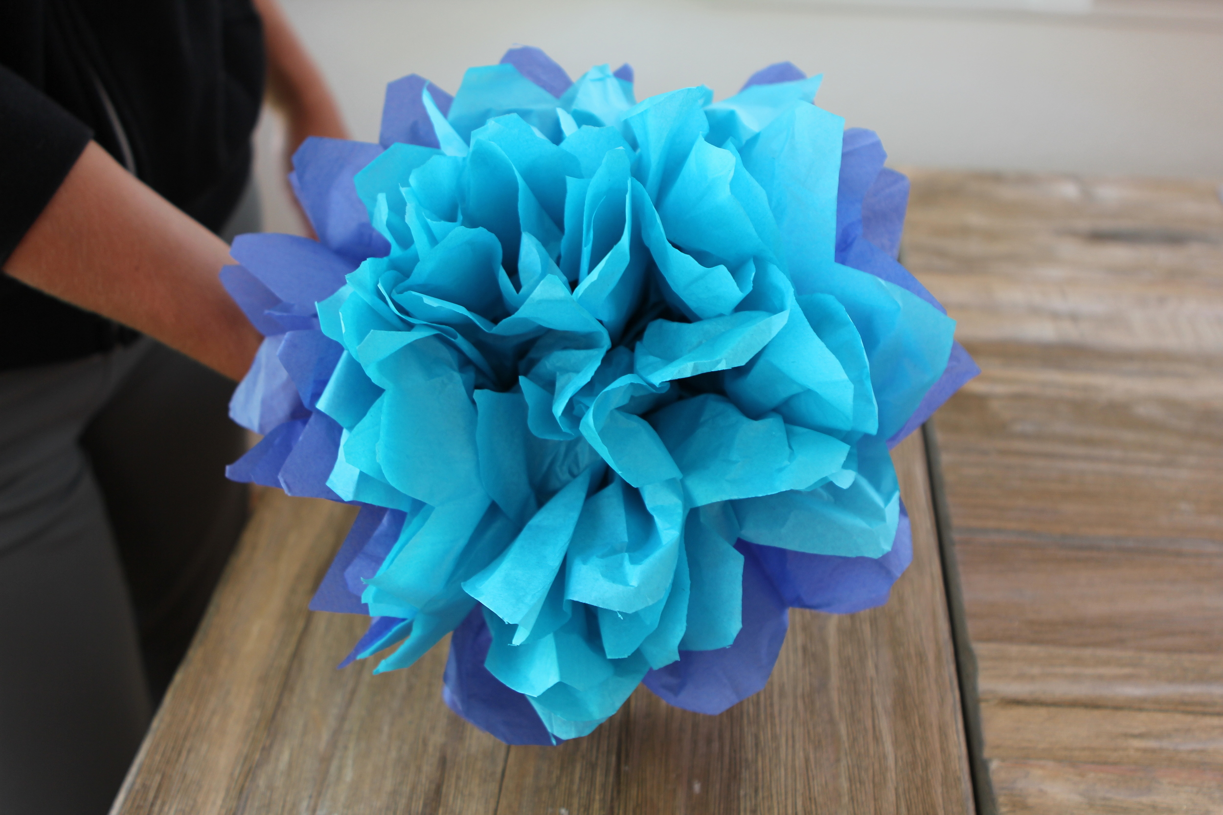 Tissue Lotus Flowers
