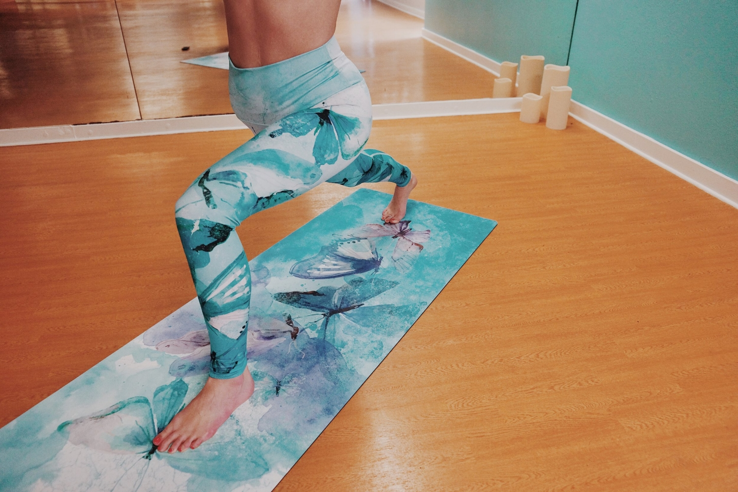 - MIKA MATSDid you know that all of our mats are 100% biodegradable and eco-friendly? So you can do your part to help the planet AND get in a great practice. We think that's a win-win.