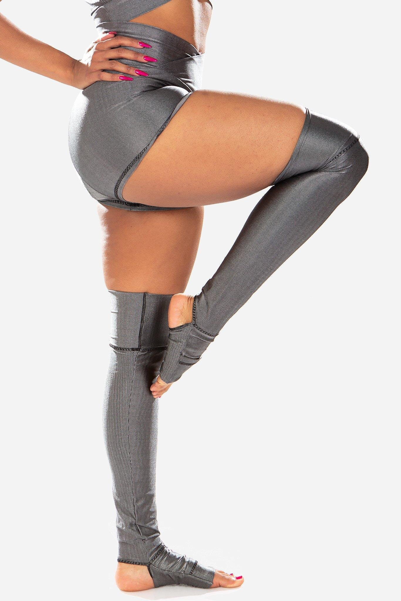 - 8. Stocking Stuffer: Leg Warmers or MalasSmall enough to fit in a stocking, stick with our popular leg warmers or beautiful mala!