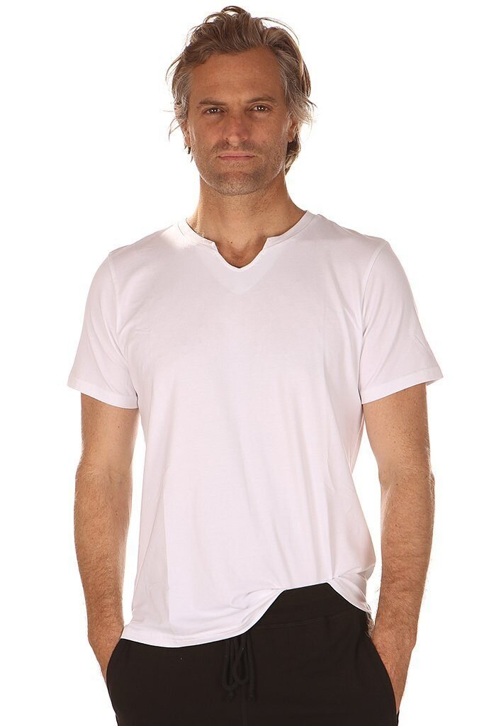 - 10. Gifts for HIM: Rafo Tee and Seba ShortThe softest cotton he'll own. Really, its a gift for you…