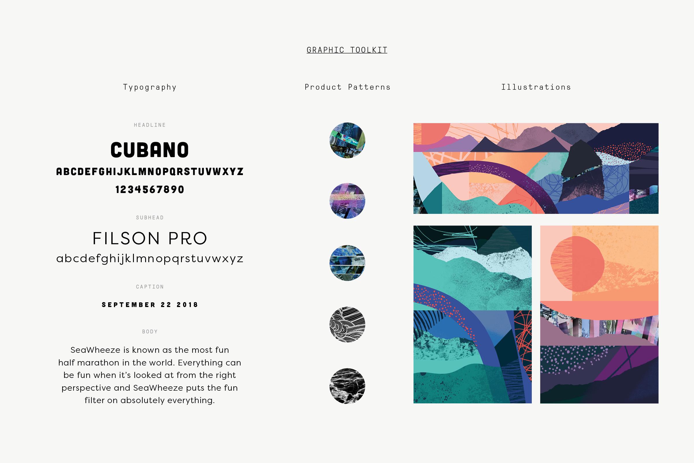 Brand Toolkit for SeaWheeze 2018 Half Marathon by lululemon