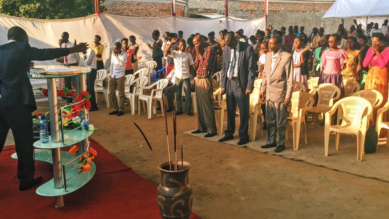 Eulcide-Mugisho-Preaching