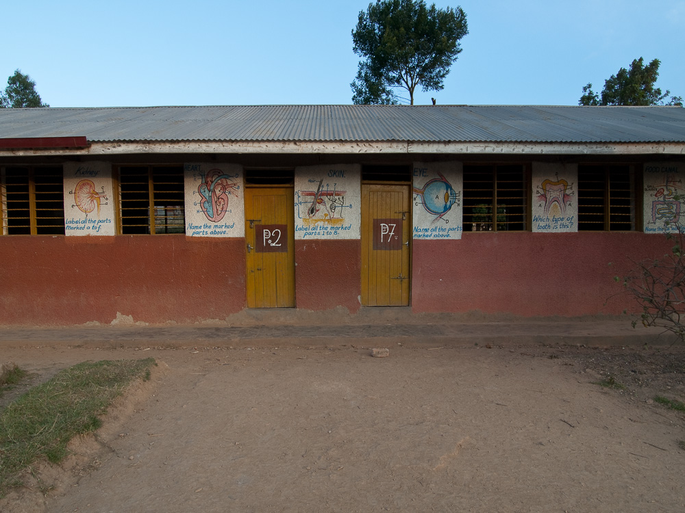 The Heart of Edirisa Primary School