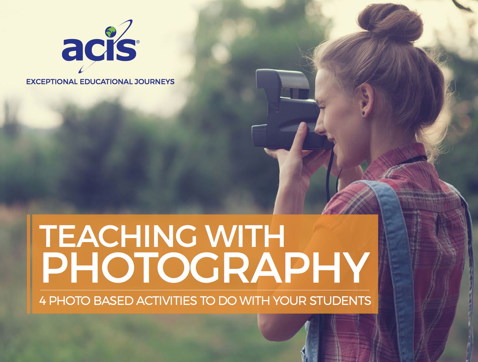 eBook developed with ACIS as a resource for teachers and tour leaders.