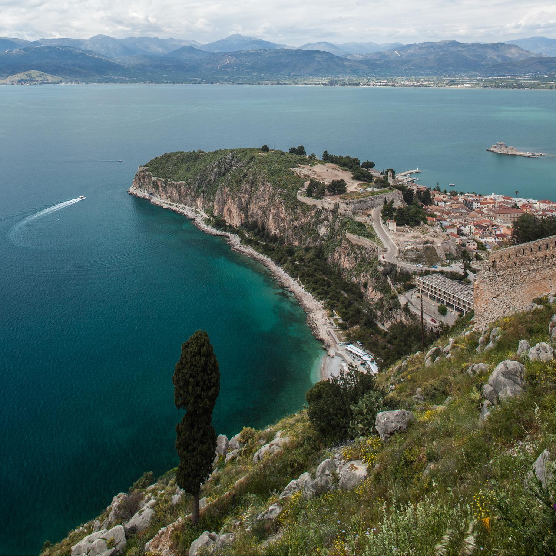 Peloponnese Through a Lens -