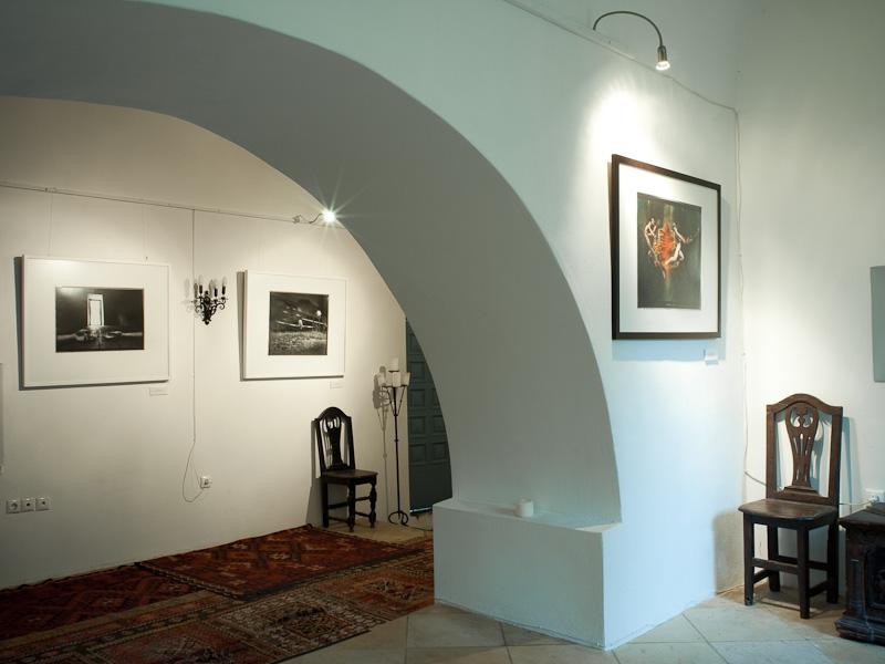 Exhibition:  Jan Saudek at the Long Room