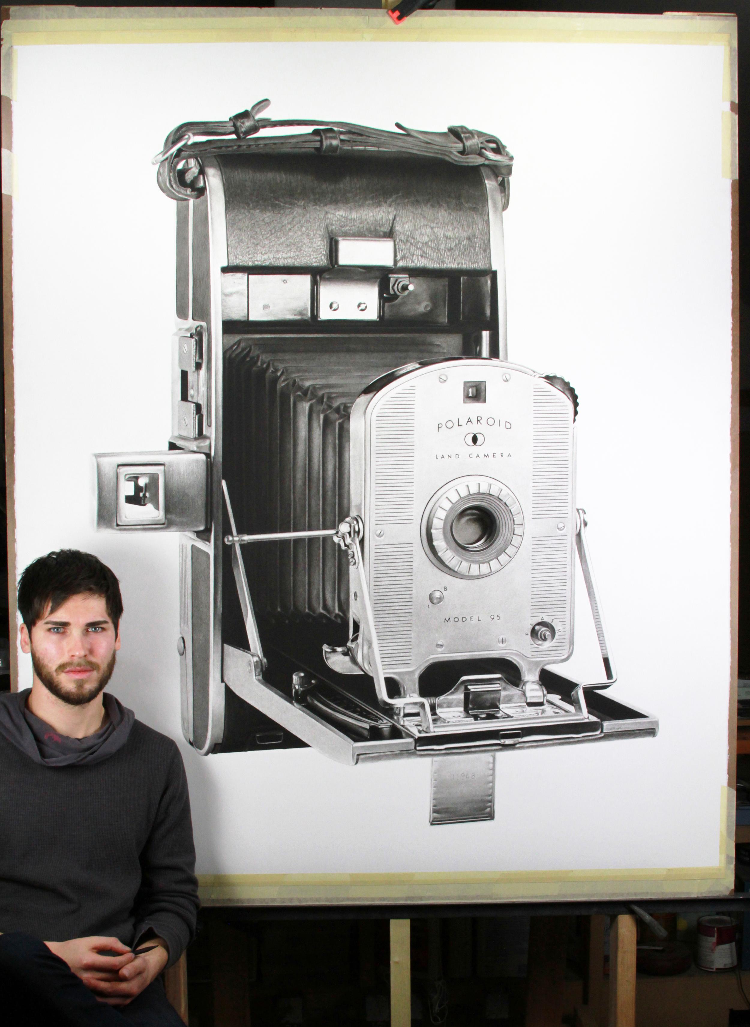 """""""Polaroid Land Camera - 1946"""""""