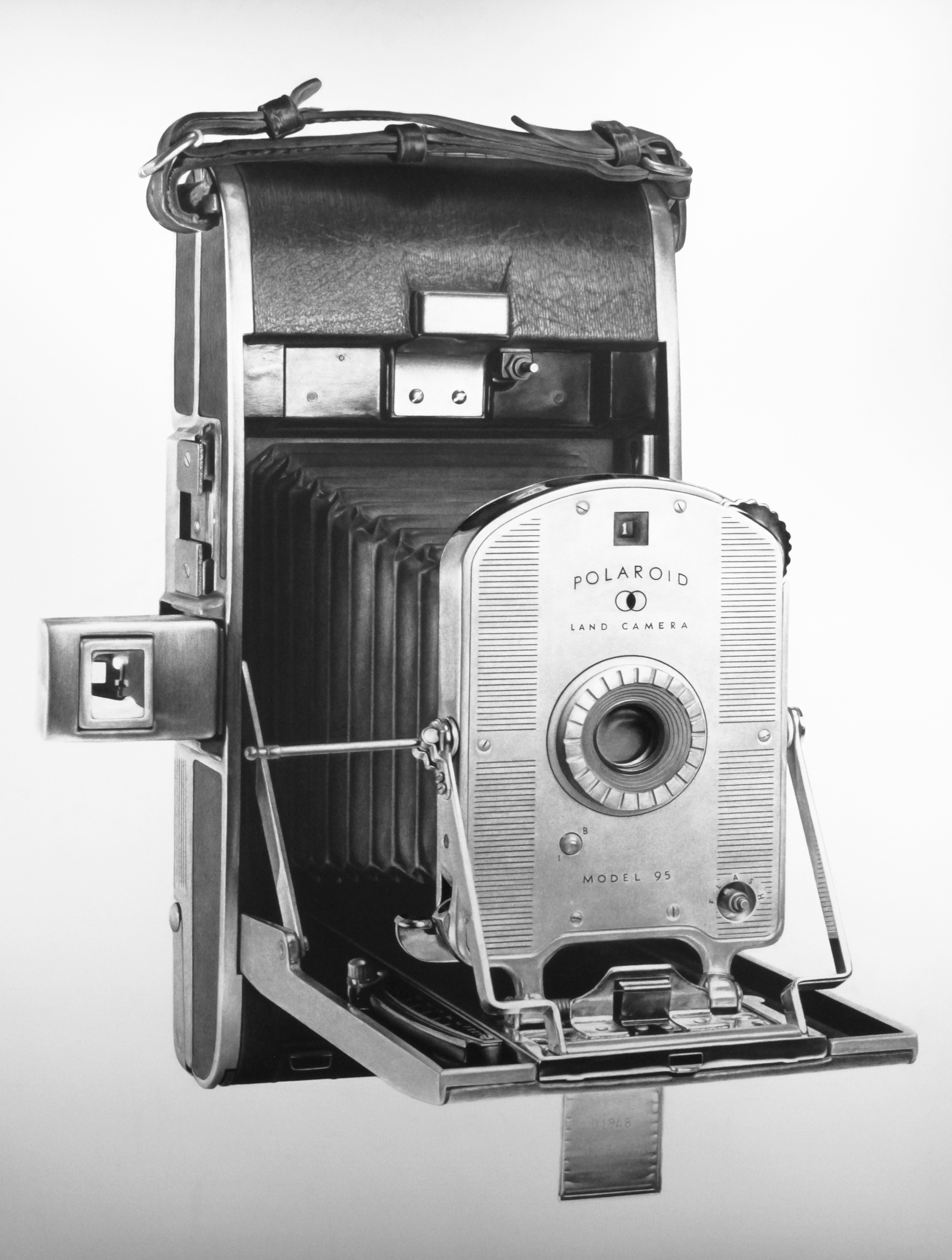 """Polaroid Land Camera - 1946"""