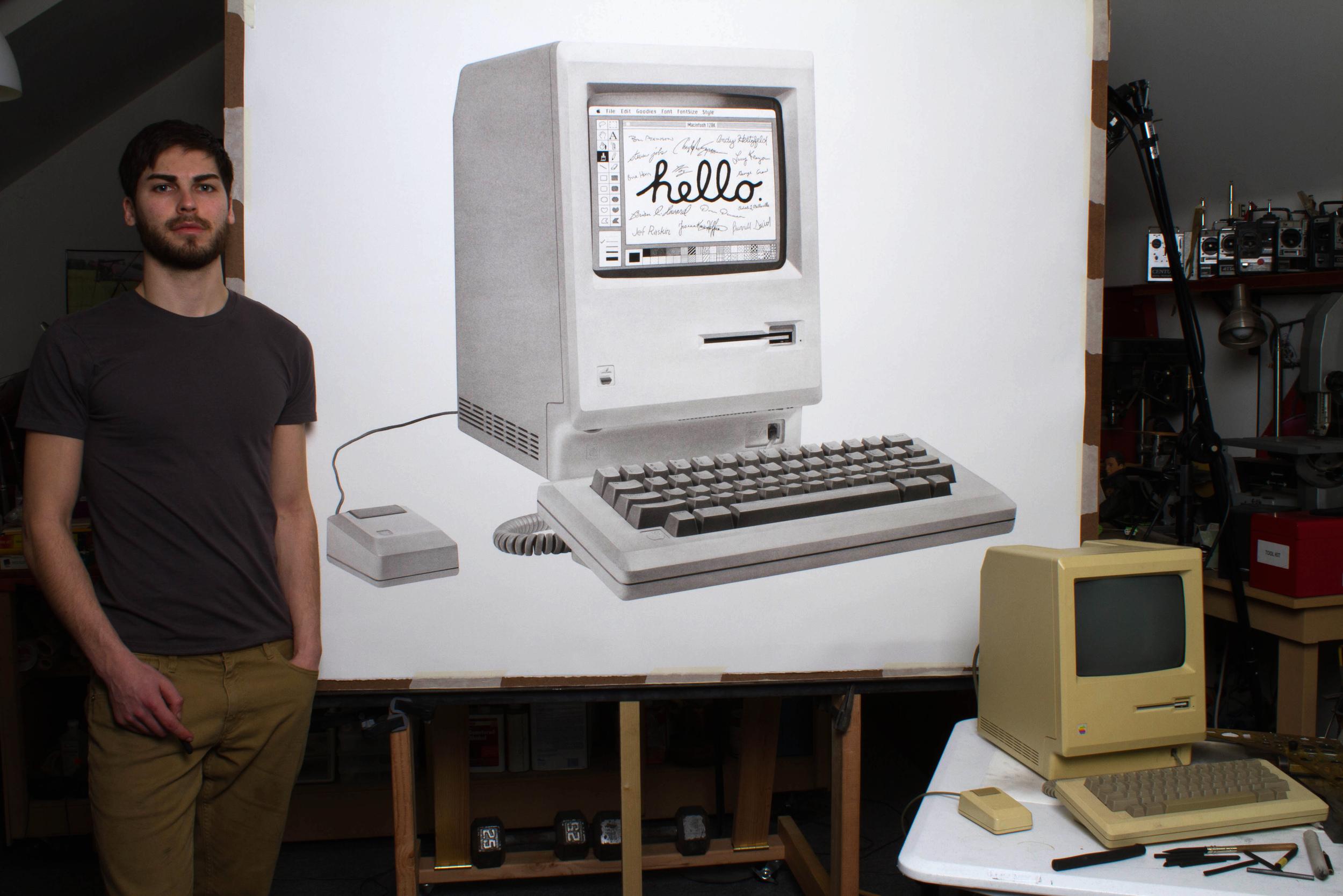 """Macintosh 128K - 1984"""