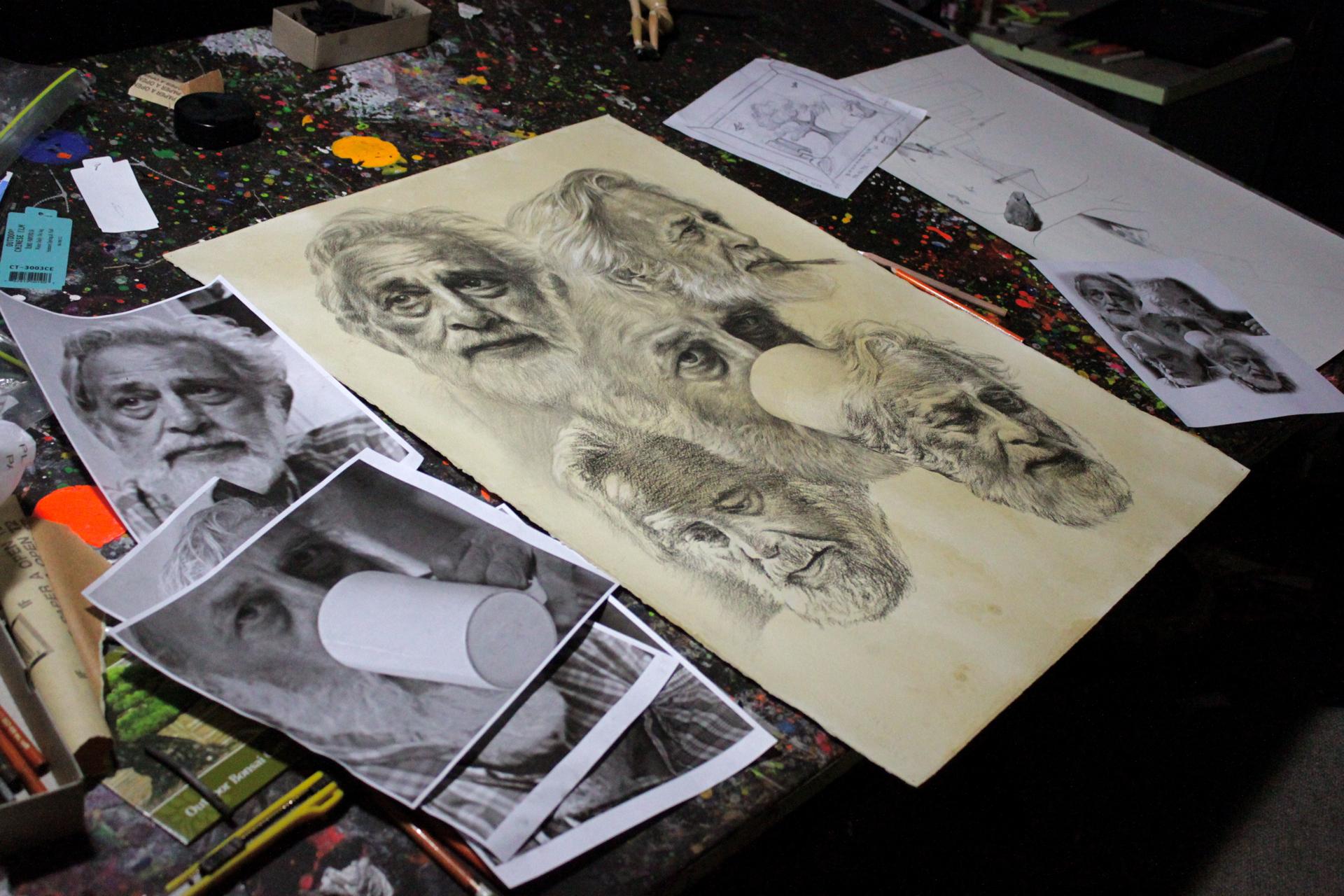 """""""Don's Portrait"""""""