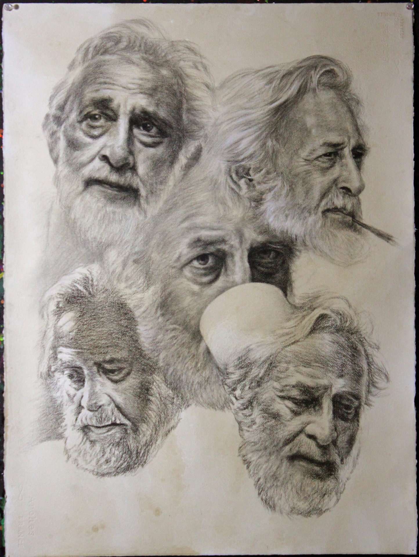 """""""Portrait of Don"""""""