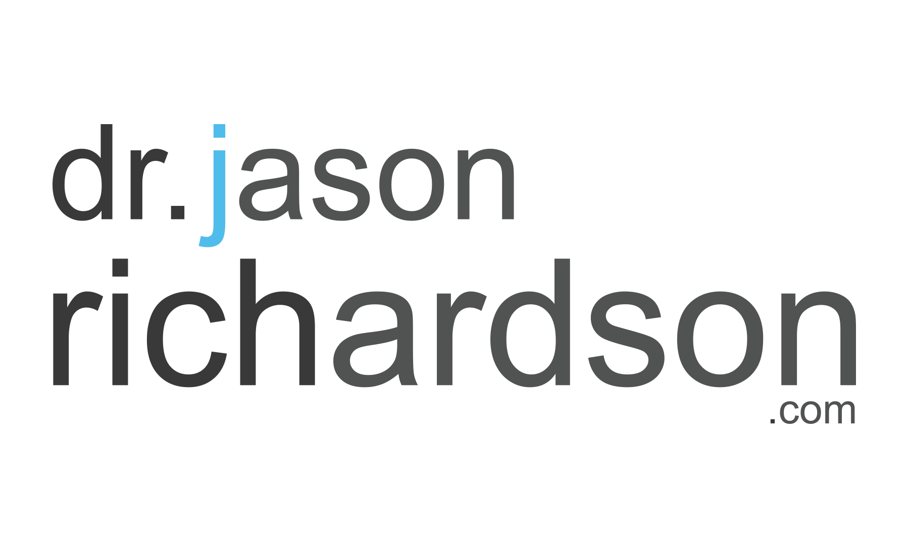 Dr Jason Richardson.com
