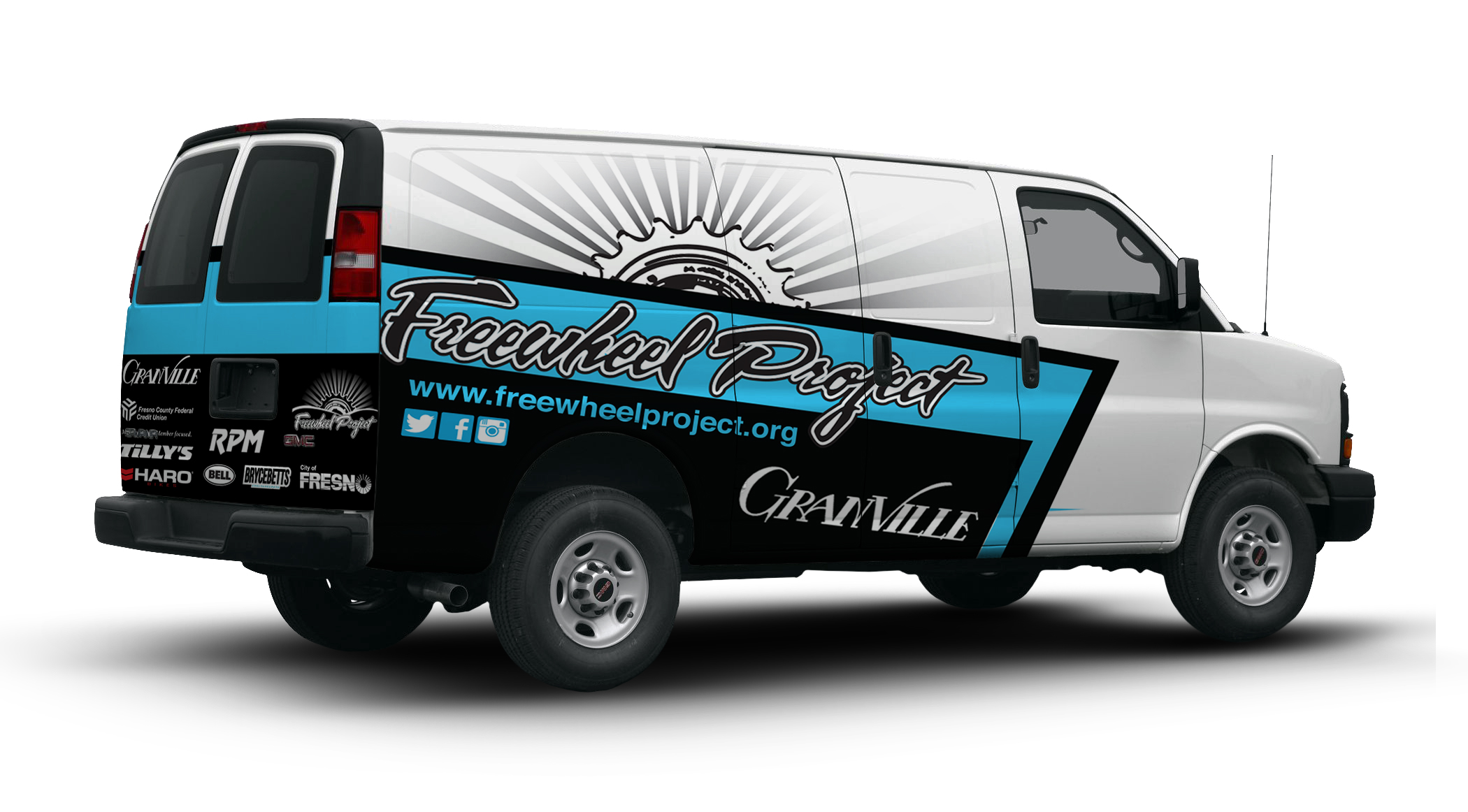 Freewheel Project Van