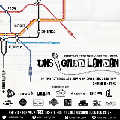 Unsigned London