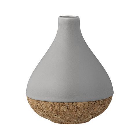 Grey Cork Vase by Bloomingville , £75