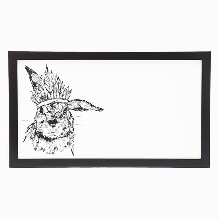 Chief+Bunny+framed+print.jpg