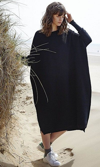 object style anti fit dress