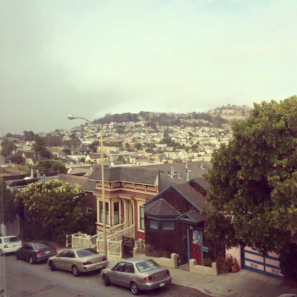 American Roadtrip 48 Hoursin San Francisco