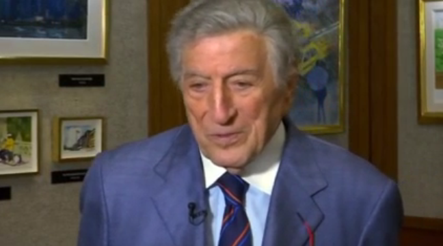 """Tony Bennet """"90 Years of Artistry"""""""