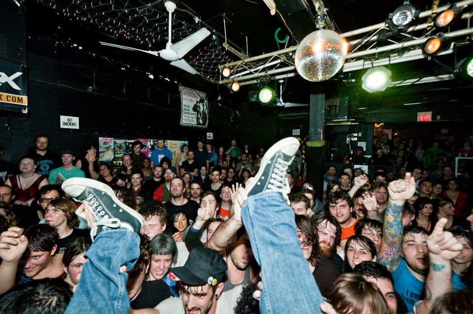 I once crowd surfed with $6k in camera gear. Pic to prove it.