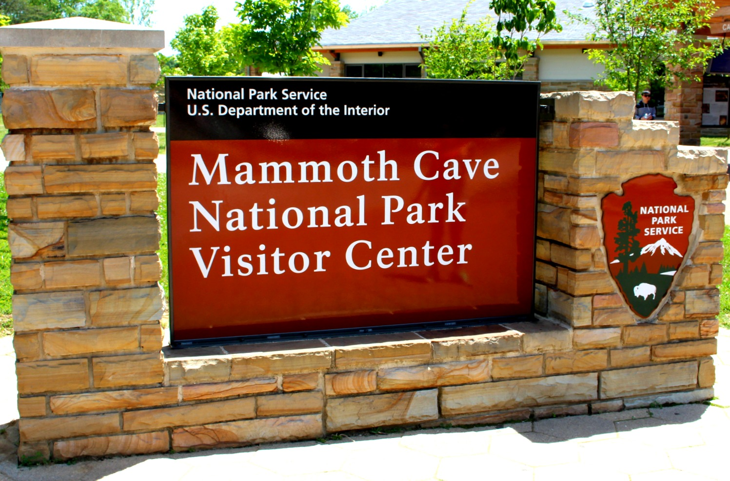 The Mammoth Cave Visitor Center is a great place to start your exploration!