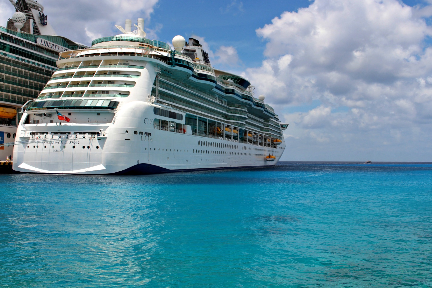 The Brilliance of the Seas by Royal Carribbean