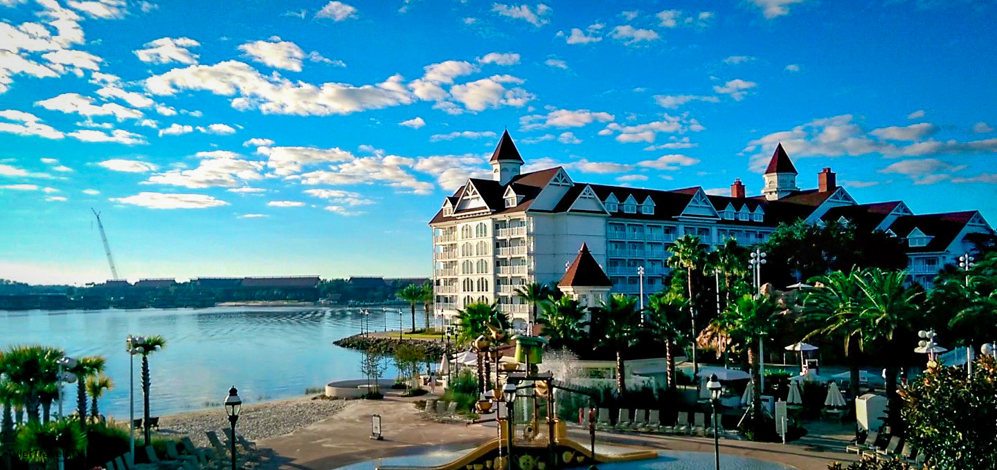 Disney's Grand Floridian Resort & Spa is a Disney Deluxe Resort one monorail stop from the Magic Kingdom.