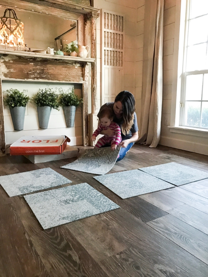 Crazy Rug Idea For Kids And Pets Flor
