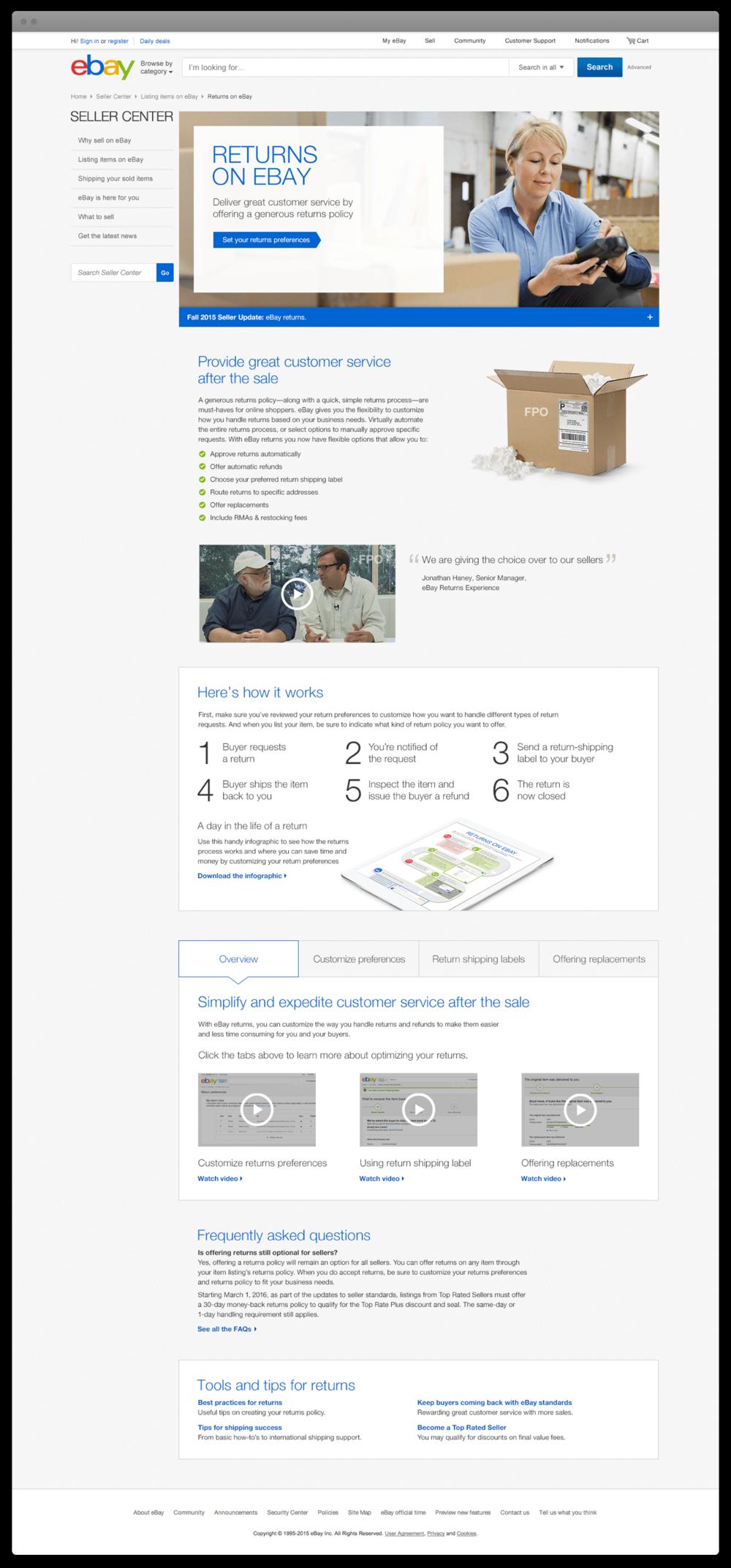Ebay Seller Center Birtch Design