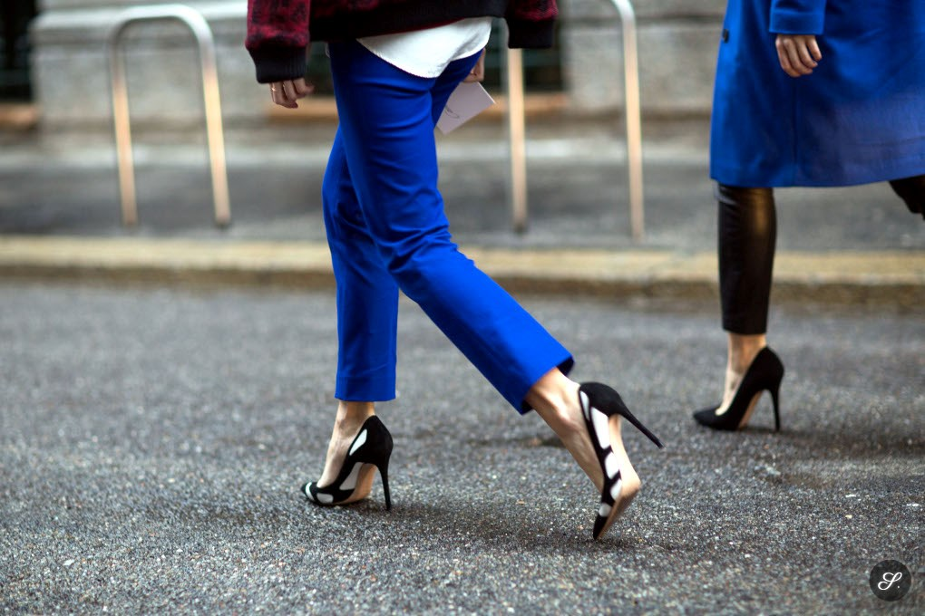 Women Walking in Heels, Female Entrepreneurs Stepping Outside of their Comfort Zone