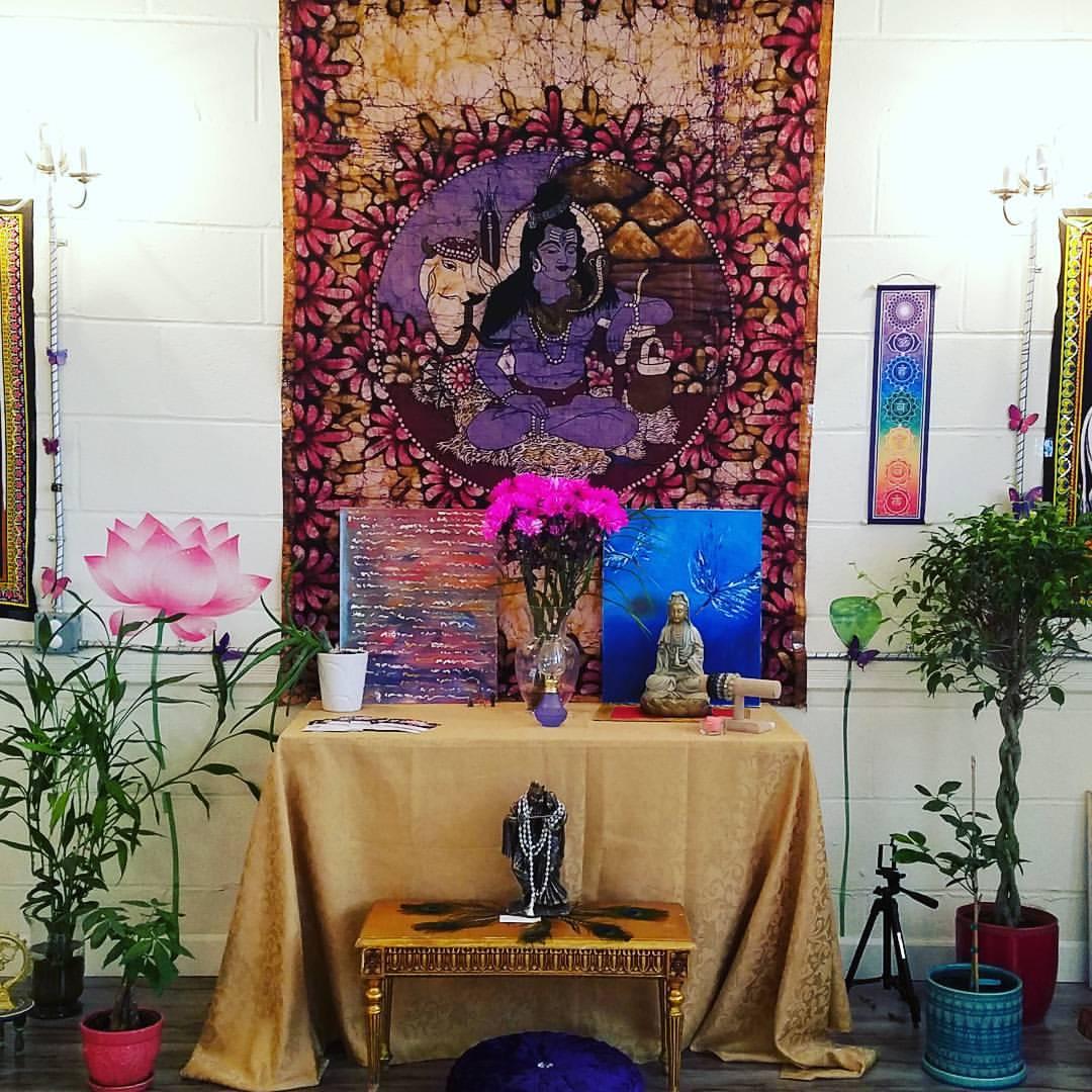 Manasa Yoga Studio Indoors