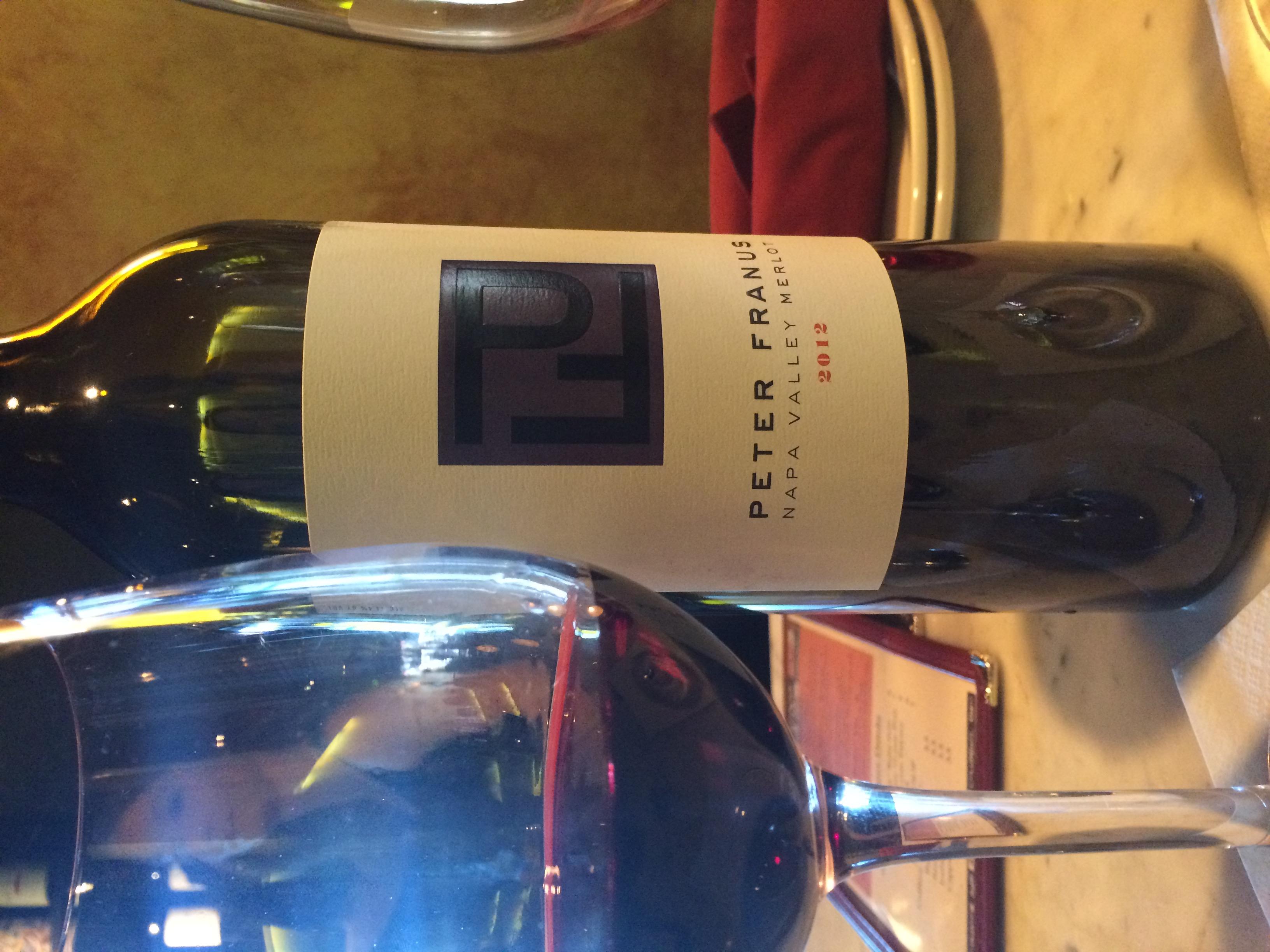 Sipping vino at Vino Vino.