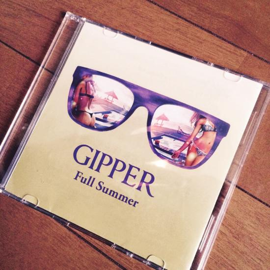 GIPPER-FULL-SUMMER-EP