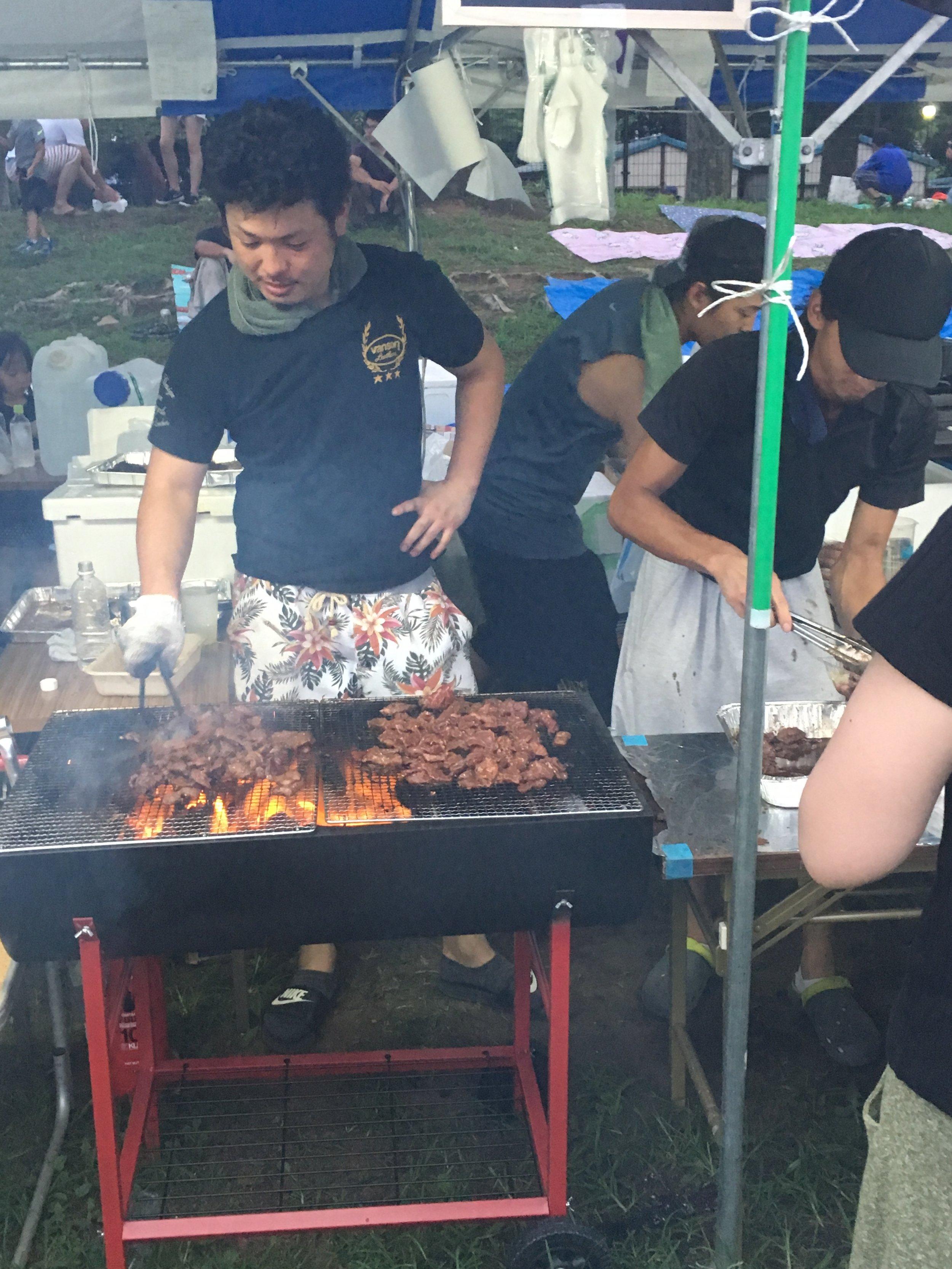 2017 Kujira Matsuri Festival (昭島くじら祭)