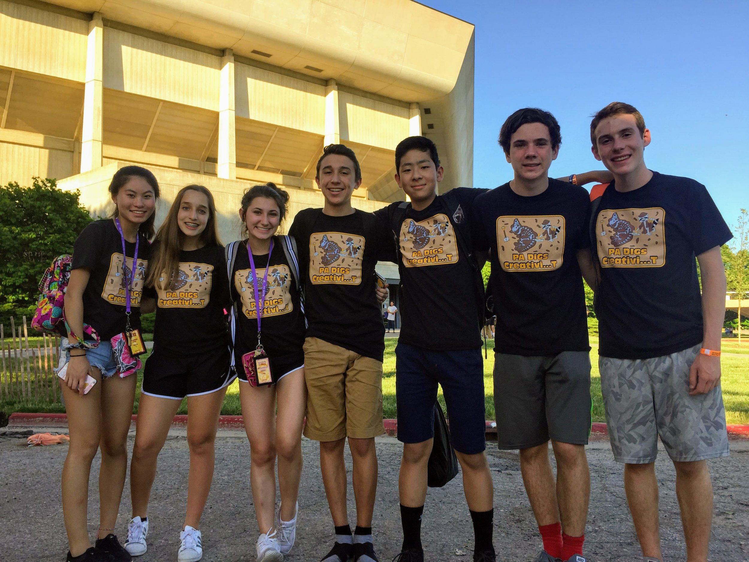 USCHS - 7th place P3/D3