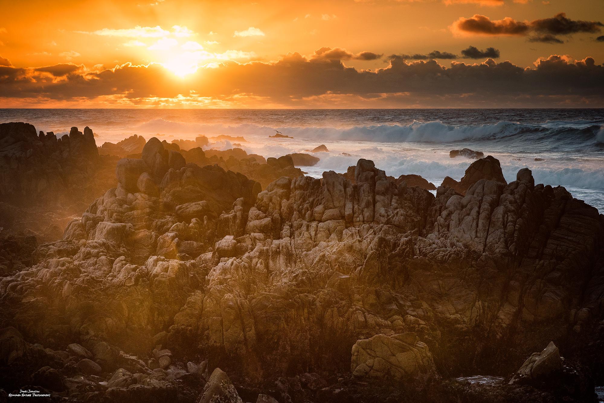 Point Pinos Sunset