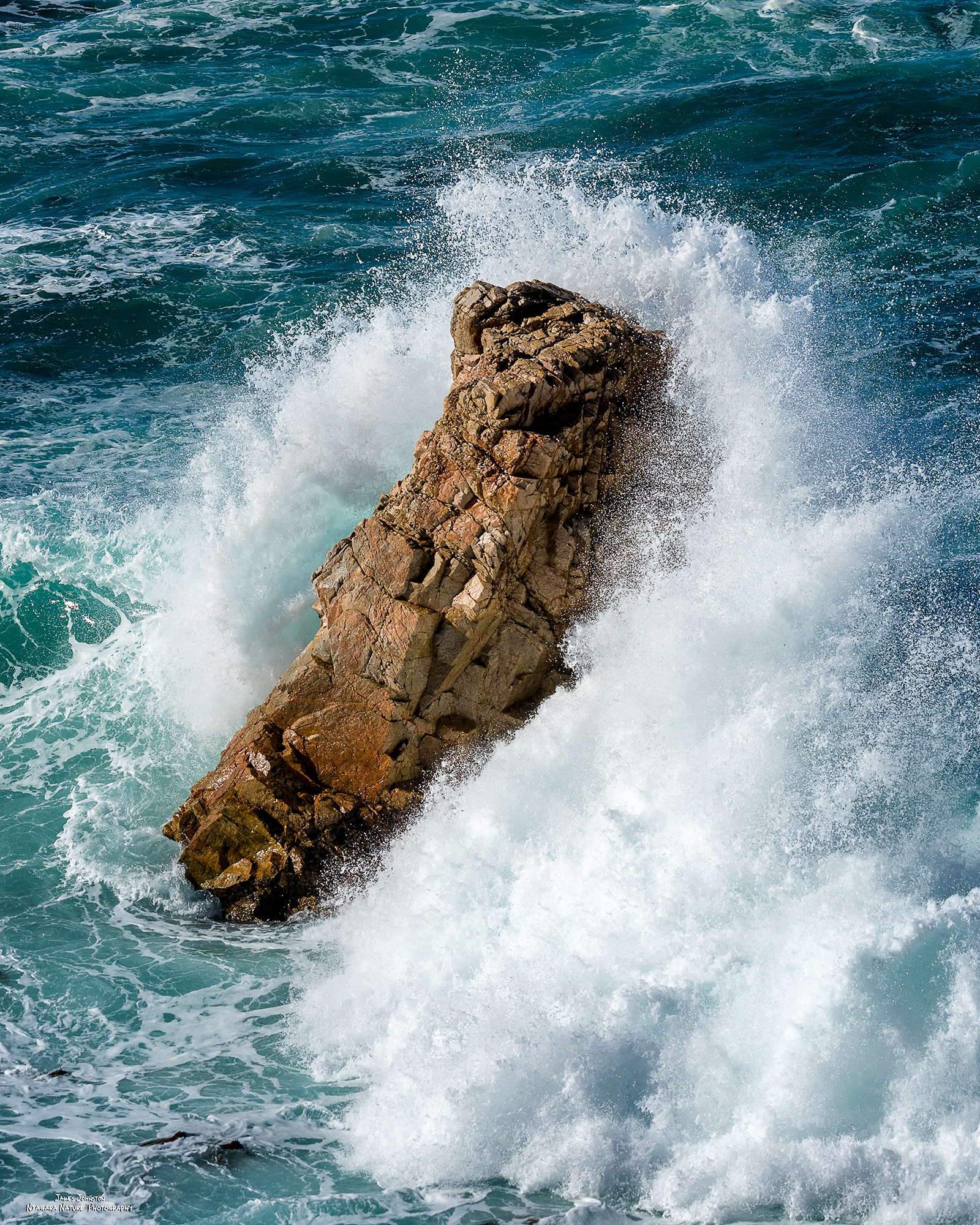 Strength Of The Sea