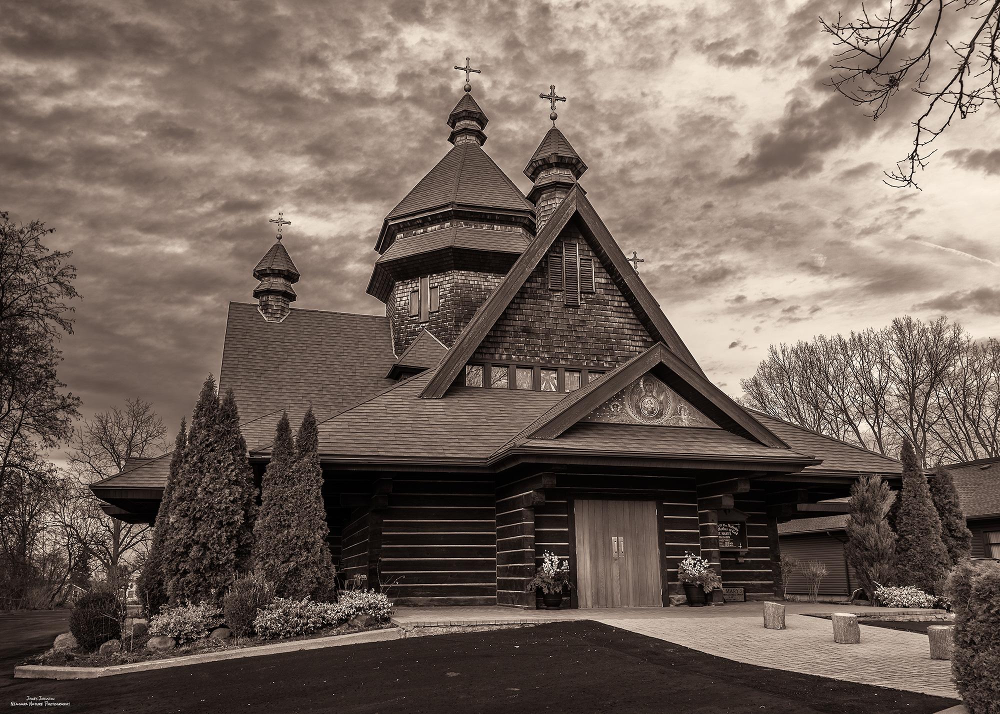 St. Mary Orthodox Catholic Church