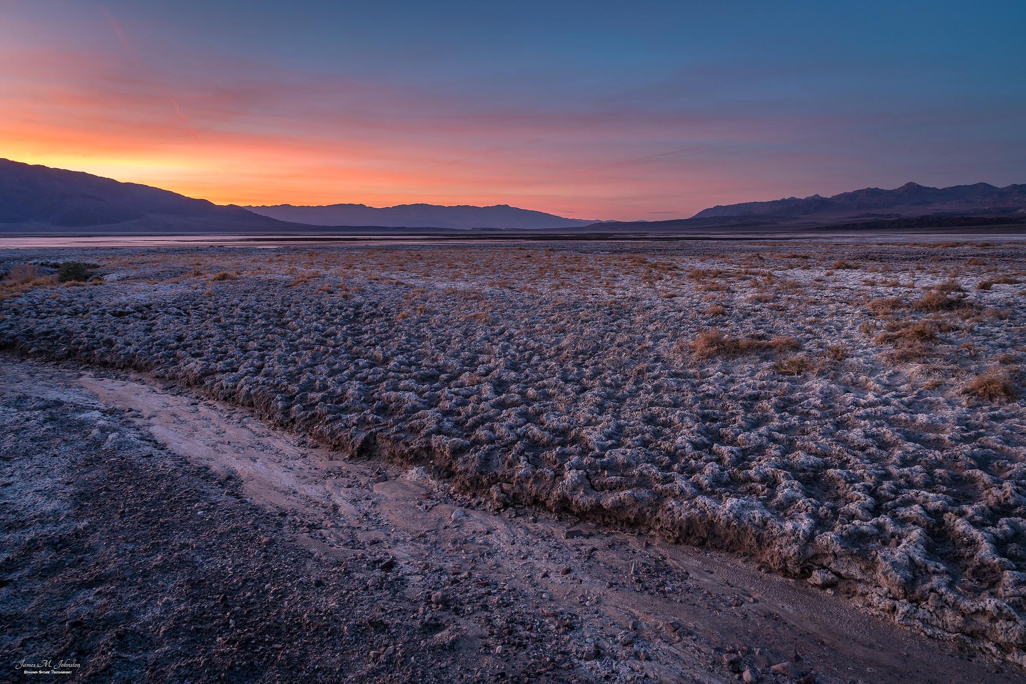 Death Valley Calm