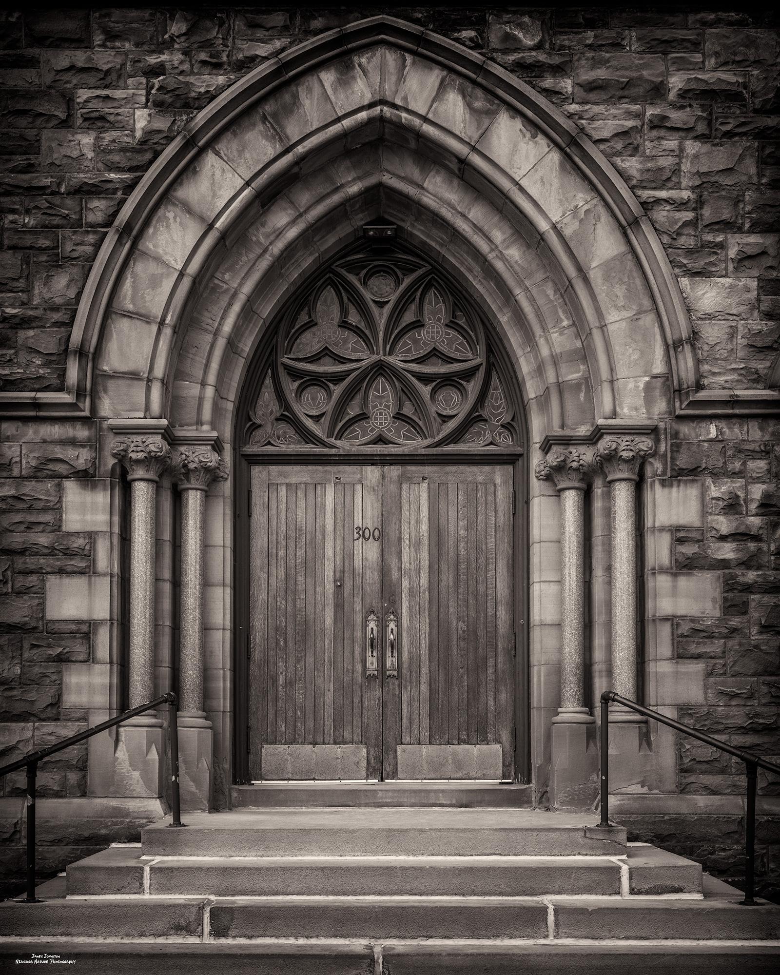 Door To St. Mary's R.C.