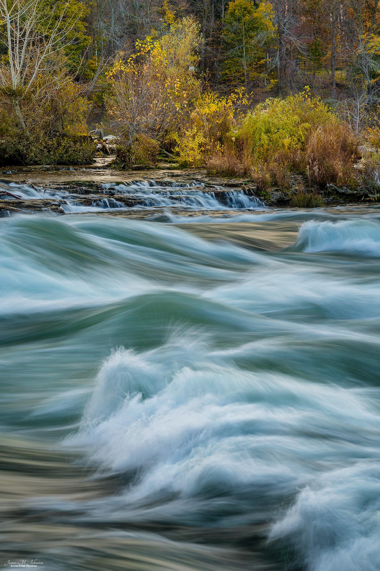 Niagara River Rapids #4