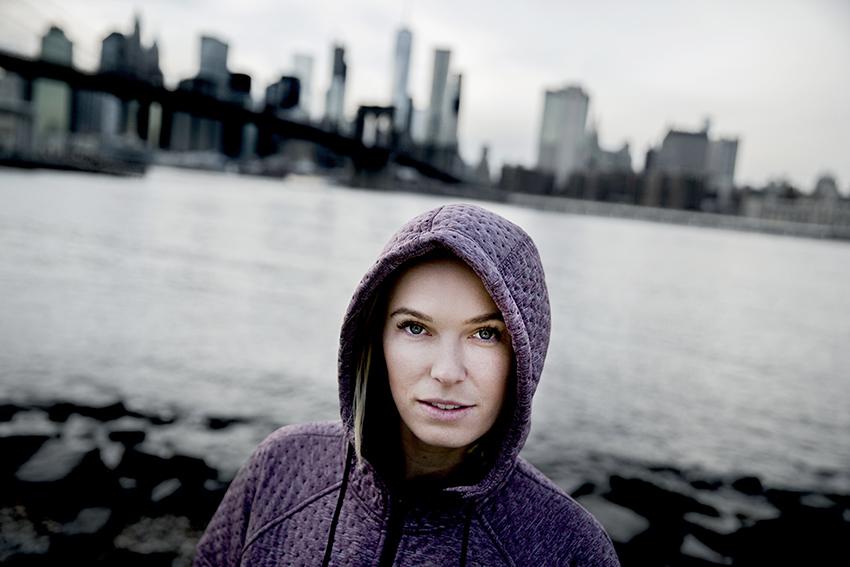 Caroline Wozniacki, Tennisspelare. New York, USA