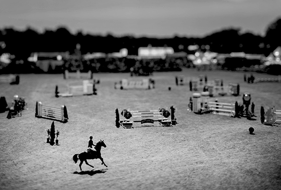 Falsterbo horse show. Falsterbo