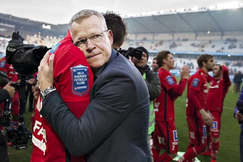 SM guld till IFK Norrköping. Malmö
