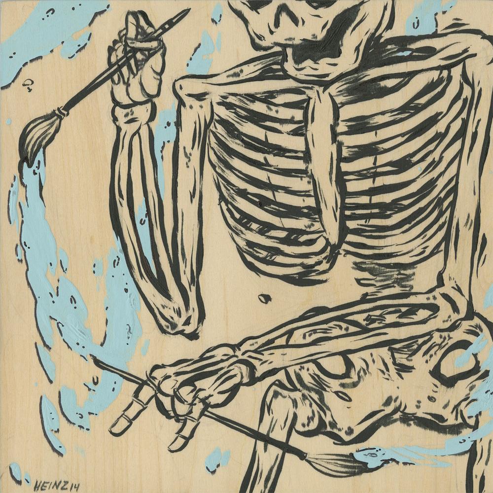 Skeleton Vandal 3