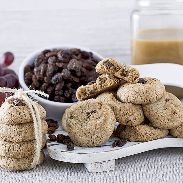 Raisins are divisive.  Our cookies are not. #glutenfree #vegan #buckwheat